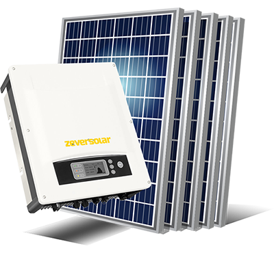 6kW Solar Power