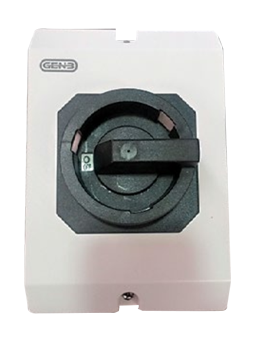 SMP / GEN3 faulty DC Isolator Switch Recall