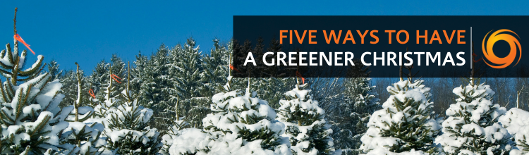 Five ways to be green this Christmas