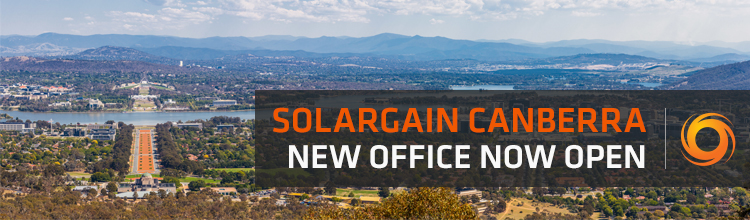 Solargain Canberra new office now open