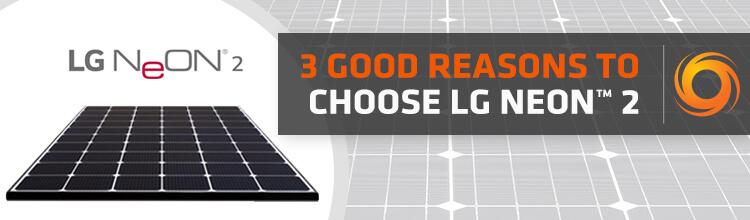 3 good reasons to choose LG NeON 2