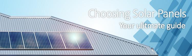 choosing panels