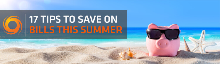 summer saving tips