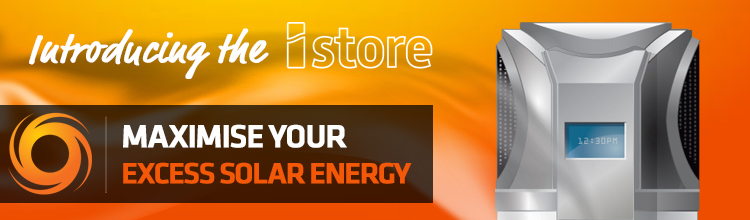 istore solar power