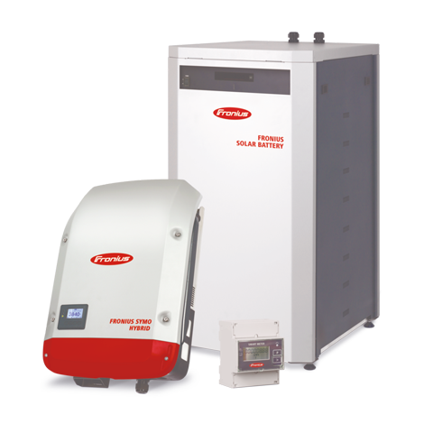 Fronius Battery Systems