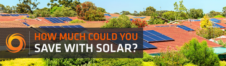 How much could you save with solar?