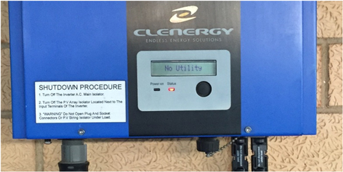 Clenergy SPH Inverter Repairs and Servicing | Solargain