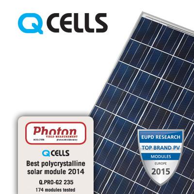 Q Cells Solar Panels German Engineered Solargain