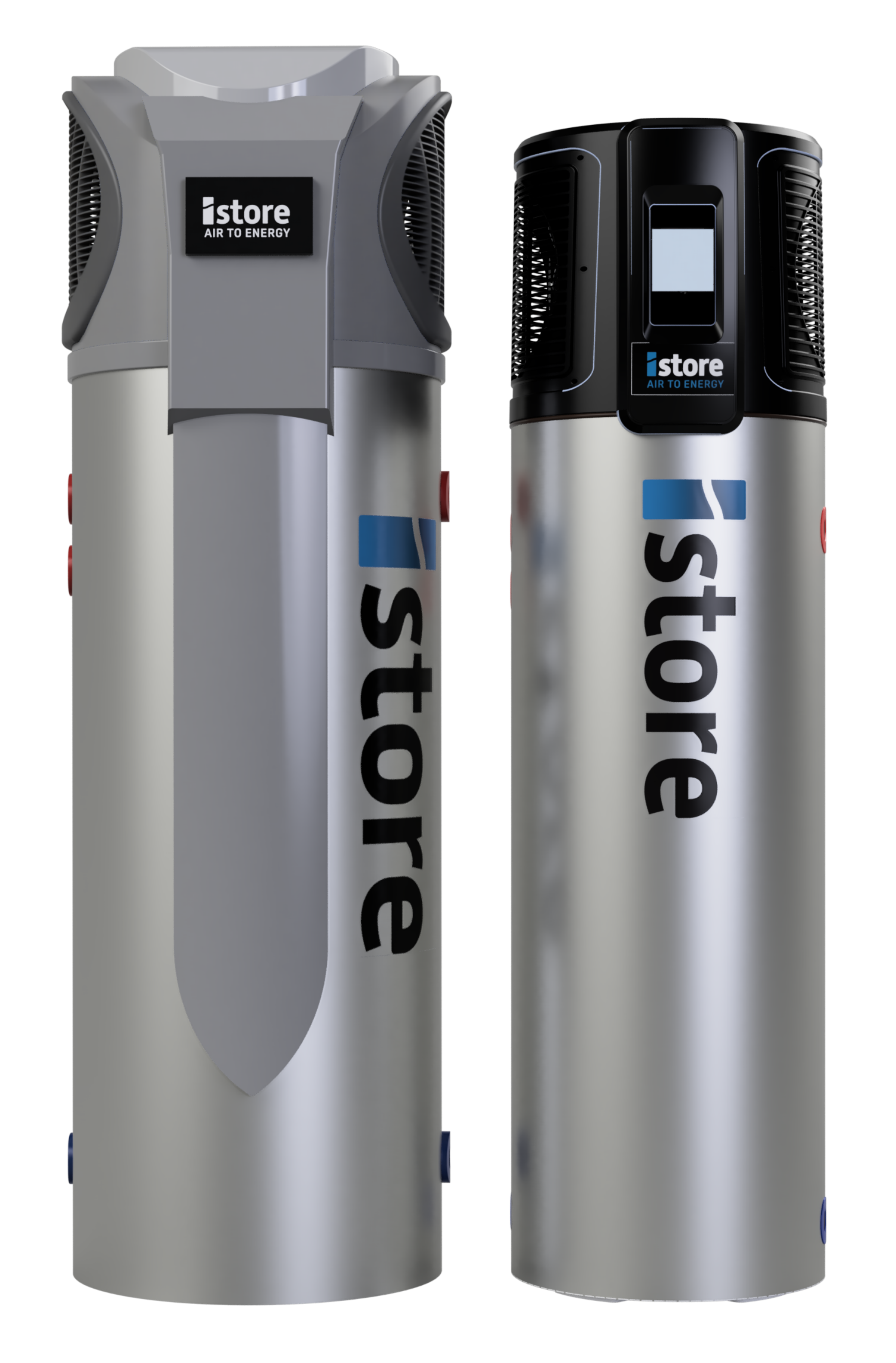 iStore Air to Energy | Solar Hot Water Systems - Solargain