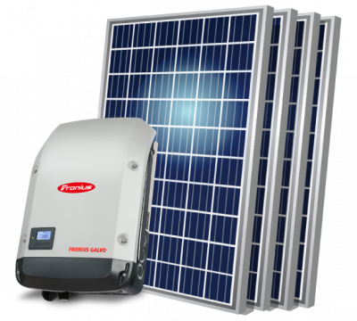 Solar Power package with Fronius Galvo Inverter
