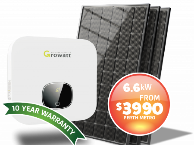 Growatt Solar Package - Best prices