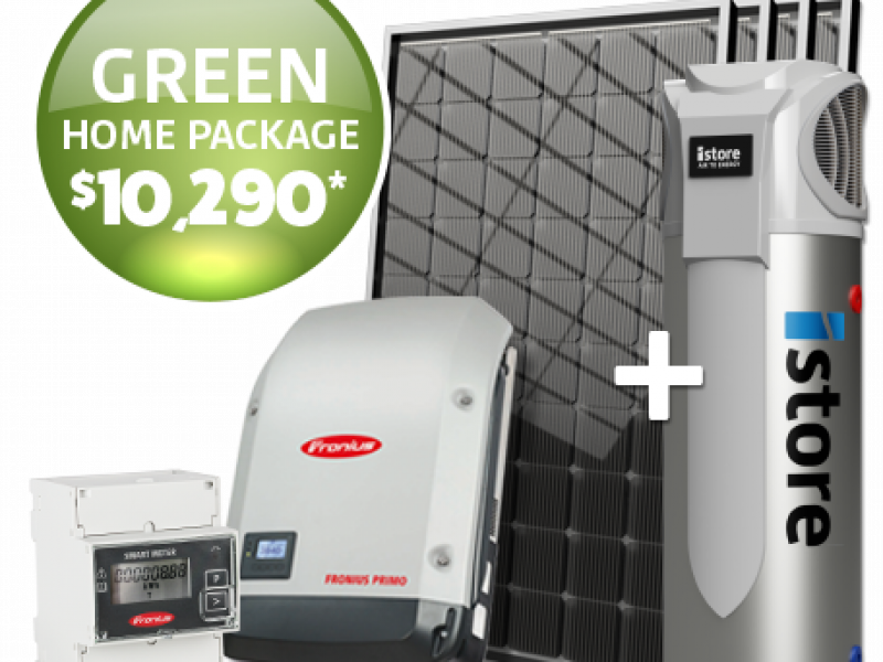 Green Home Package 10290