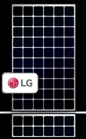 LG solar modules solar panel