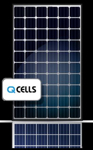 Q Cells Q Peak 310w Solargain