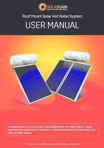 User Manuals Solar Panels Solar Energy Amp Power Systems